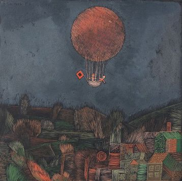 'Der_Luftballon'_by_Paul_Klee,_1926
